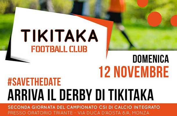 Derby Calcio Integrato
